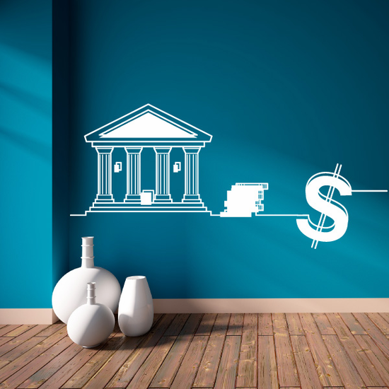 Banking Decal