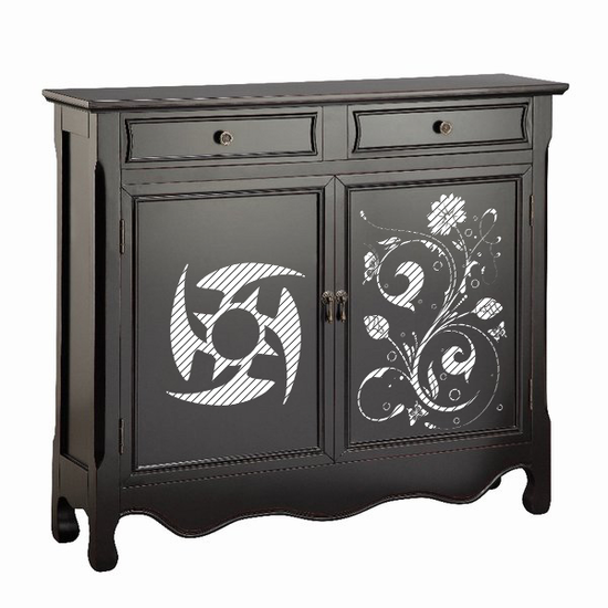 Customize your Dresser with Any item number or your own custom Image.