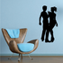 Dance Wall Decal - Vinyl Decal - Car Decal - 0092