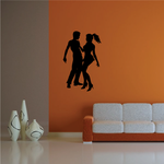 Dance Wall Decal - Vinyl Decal - Car Decal - 0094
