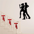 Dance Wall Decal - Vinyl Decal - Car Decal - 0100
