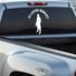 In Loving Memory Soldier At Ease Custom Decal
