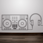 Dj Decal