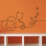 Physician Decal
