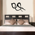 Tribal Pinstripe Wall Decal - Vinyl Decal - Car Decal - 695