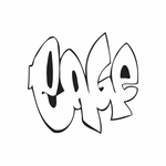 Cage Graffiti Decal