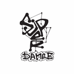 Graffiti Dance Wall Decal - Vinyl Decal - Car Decal - DC 057