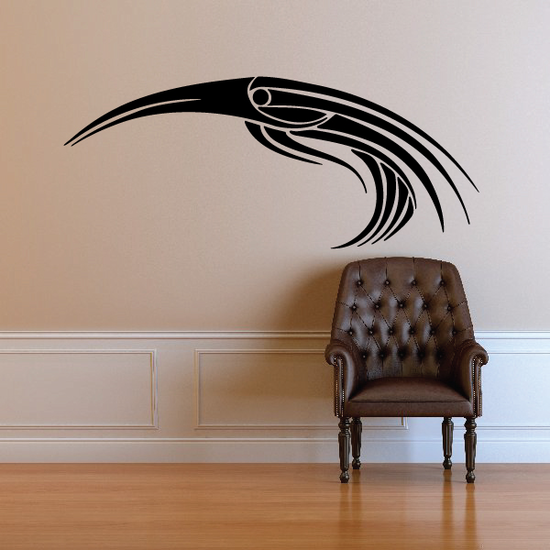 Tribal Vehicle Pinstripe Vinyl Decal - Car Decal - Wall Decal - MC075
