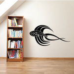 Tribal Vehicle Pinstripe Wall Decal - Vinyl Decal - Car Decal - MC97