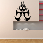 Tribal Vehicle Pinstripe Wall Decal - Vinyl Decal - Car Decal - MC107