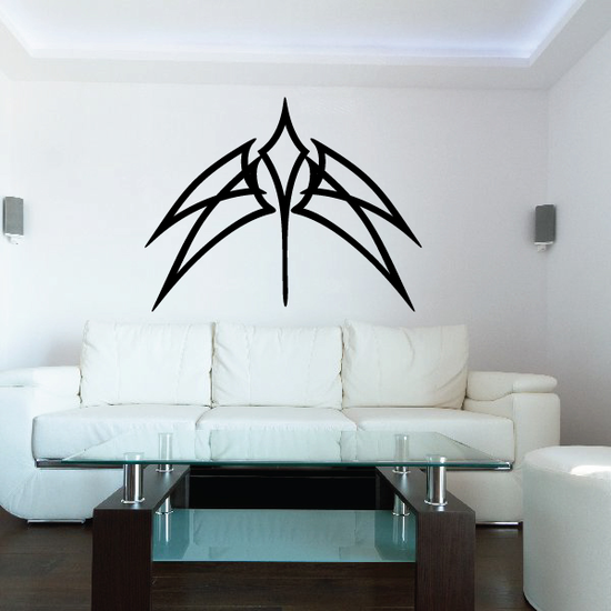 Tribal Vehicle Pinstripe Wall Decal - Vinyl Decal - Car Decal - MC127