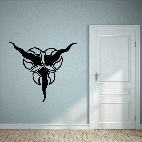 Tribal Vehicle Pinstripe Wall Decal - Vinyl Decal - Car Decal - MC129