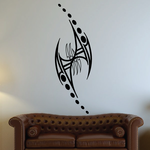 Tribal Vehicle Pinstripe Wall Decal - Vinyl Decal - Car Decal - MC135
