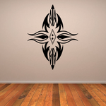 Tribal Vehicle Pinstripe Wall Decal - Vinyl Decal - Car Decal - MC145