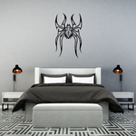 Wicked Standing Spider Decal