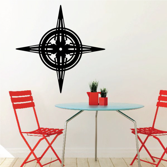 Tribal Vehicle Pinstripe Wall Decal - Vinyl Decal - Car Decal - MC152