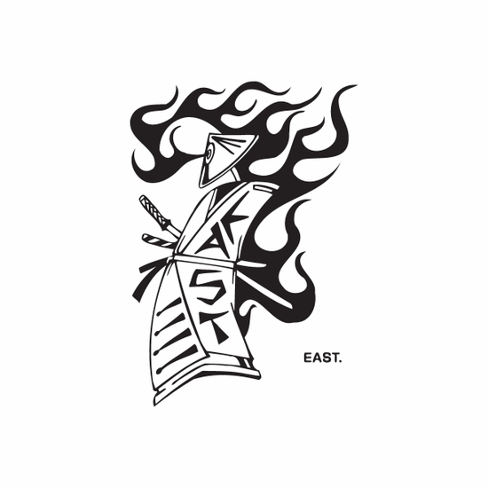 Eastern Spray Can Decal