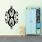 Tribal Vehicle Pinstripe Wall Decal - Vinyl Decal - Car Decal - MC163