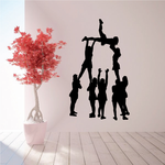 Cheer Tower Decal