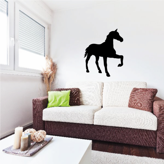Courteous Horse Decal