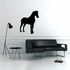 Prideful Horse Standing Decal