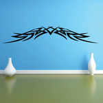Tribal Vehicle Pinstripe Wall Decal - Vinyl Decal - Car Decal - MC197