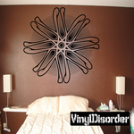 Tattoo Wall Decal - Vinyl Decal - Car Decal - DC 23020