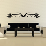 Tribal Vehicle Pinstripe Wall Decal - Vinyl Decal - Car Decal - MC205