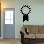 First Place Ribbon Wall Decal