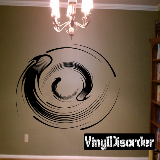 Tattoo Wall Decal - Vinyl Decal - Car Decal - DC 23061