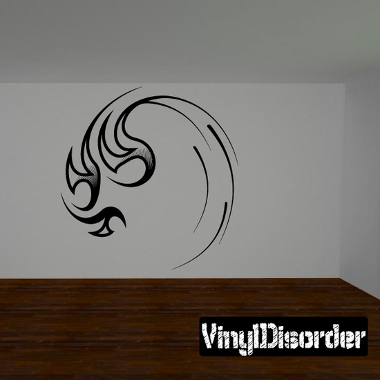 Tattoo Wall Decal - Vinyl Decal - Car Decal - DC 23063