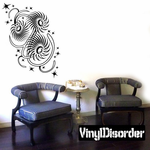 Tattoo Wall Decal - Vinyl Decal - Car Decal - DC 23090