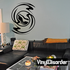 Tattoo Wall Decal - Vinyl Decal - Car Decal - DC 23135