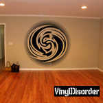 Tattoo Wall Decal - Vinyl Decal - Car Decal - DC 23137