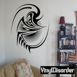 Tattoo Wall Decal - Vinyl Decal - Car Decal - DC 23138