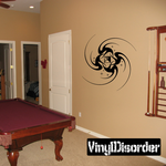 Tattoo Wall Decal - Vinyl Decal - Car Decal - DC 23140