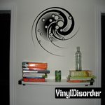Tattoo Wall Decal - Vinyl Decal - Car Decal - DC 23148