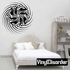 Tattoo Wall Decal - Vinyl Decal - Car Decal - DC 23178