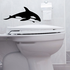 Leaping Killer Whale Decal