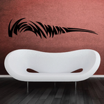 Tribal Vehicle Pinstripe Wall Decal - Vinyl Decal - Car Decal - MC247