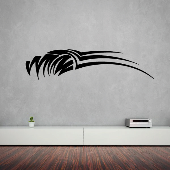 Tribal Vehicle Pinstripe Wall Decal - Vinyl Decal - Car Decal - MC251