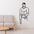 Soccer Wall Decal - Vinyl Decal - Car Decal - CDS057