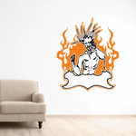 Darts Wall Decal - Vinyl Sticker - Car Sticker - Die Cut Sticker - SMcolor001