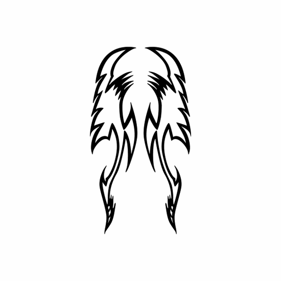 Tribal pin stripes and lines Car Vinyl Decal Sticker Stickers 0035