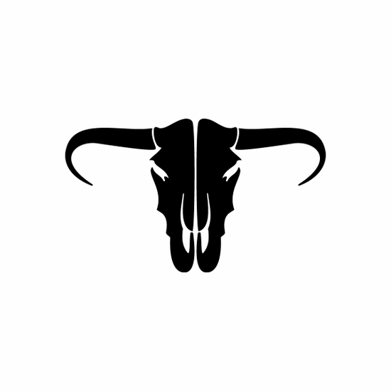 Tribal bull pin stripes and lines Car Vinyl Decal Sticker Stickers 0042
