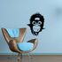 Smiling Baby Monkey Decal