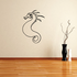 Tattered Spiny Seahorse Decal