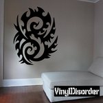 Classic Tribal Wall Decal - Vinyl Decal - Car Decal - DC 030