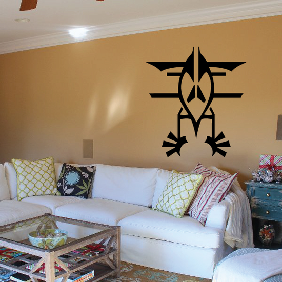 Tattoo Wall Decal - Vinyl Decal - Car Decal - MC15