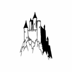 Guarded Castle Decal